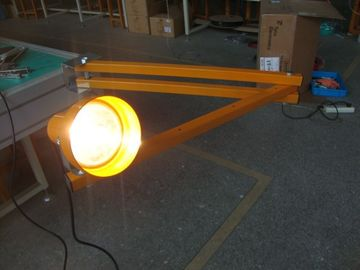 "China Harte Beanspruchung 60"" LED-Verladedock-Lichter, Dock-Leuchten des Flexarm-LED usine"